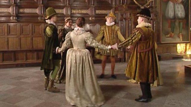 Image result for tudor dance