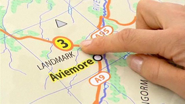 bbc bitesize ks2 geography map reading skills calculating