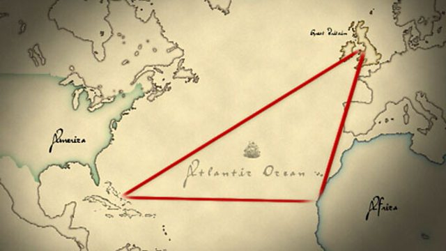 BBC Bitesize - National 4 History - The triangular slave trade