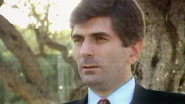 BBC World Service - Witness History, Giandomenico Picco