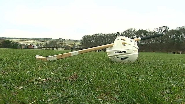 Shinty Hurling International