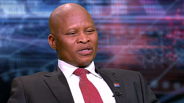 Mogoeng Mogoeng - Chief Justice of South Africa