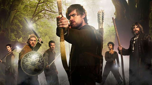 BBC One - Robin Hood, Series 2, For England   !