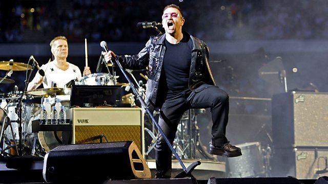 BBC Radio 2 - Radio 2 Live, U2 At Wembley