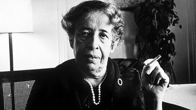 BBC Radio 4 - Great Lives, Series 20, Hannah Arendt