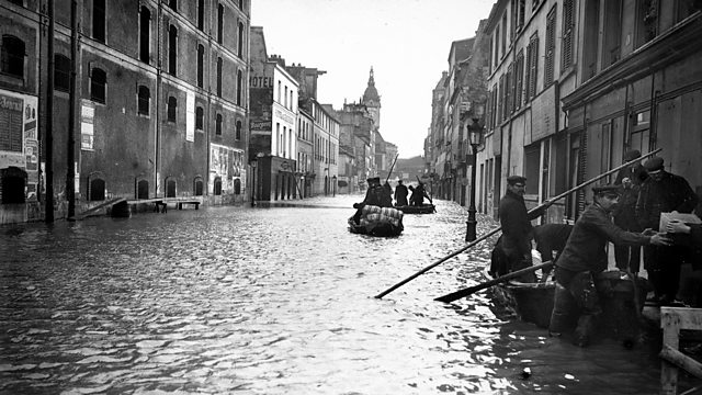 bbc radio 4 costing the earth the great flood of paris