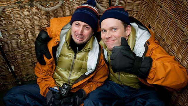That Mitchell And Webb Look series 4 DVD review | Den of Geek