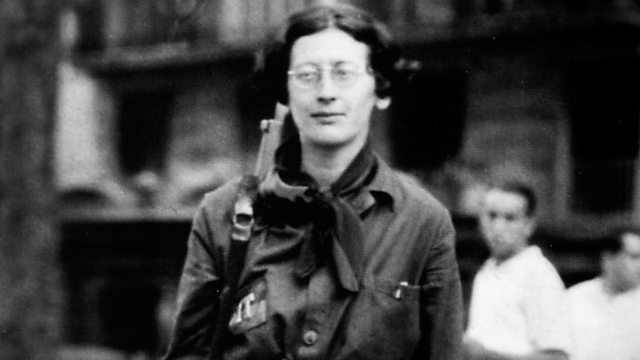 BBC Radio 4 - Great Lives, Series 22, Simone Weil