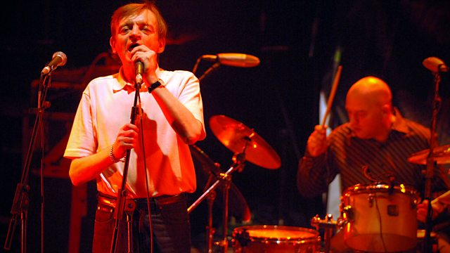 The Fall: The Wonderful and Frightening World of Mark E Smith