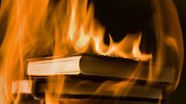 Fahrenheit 451 when books burn