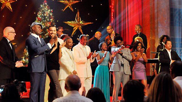 BBC Four - Soul Noel: Gospel and Soul Stars Sing Christmas