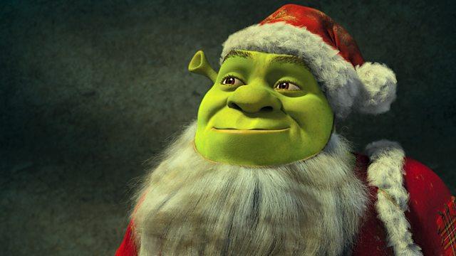 Shrek Christmas.Cbbc Shrek The Halls