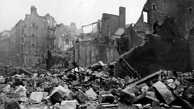 Surviving The Blitz