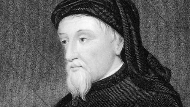 Geoffrey Chaucer photo #3828