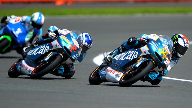 Round 6 and 125cc - Silverstone