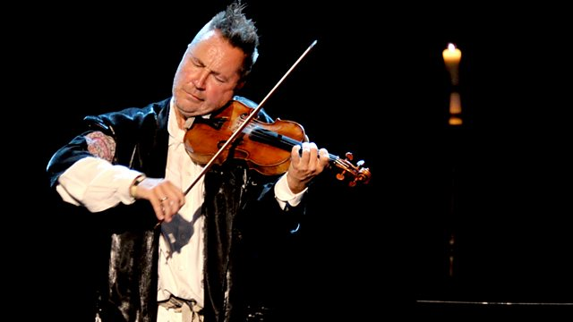 BBC Radio 3 - BBC Proms, 2011, Prom 31 - Nigel Kennedy in Bach