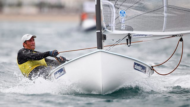 Sailing: The Olympic Test Regatta