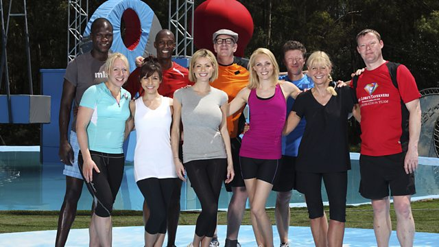 Total Wipeout - Series 4 Episode 11 (Celebrity Special ...