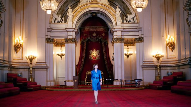 Bbc One The Queen S Palaces Buckingham Palace