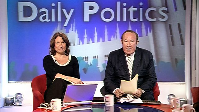 The Daily Politics Conference Special