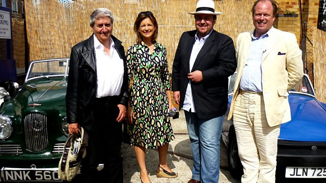 Antiques Road Trip (TV Series 2010– ) - Full Cast & Crew ...