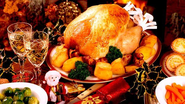 stuffed the great british christmas dinner - British Christmas Dinner