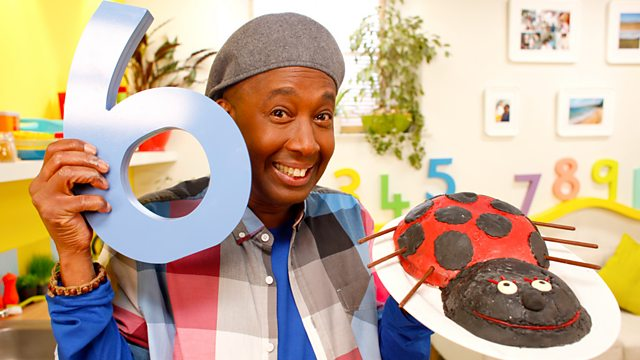 BBC Two - Counting with Rodd, Counting with Rodd 1