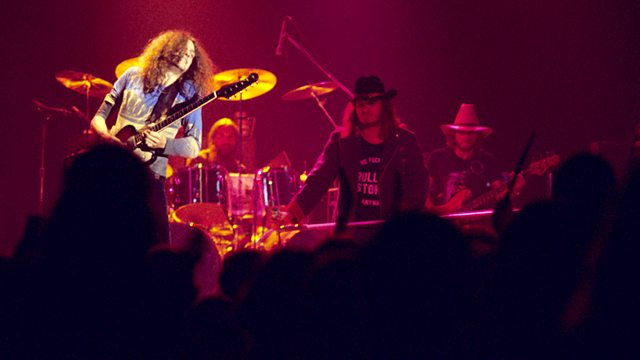 Lynyrd Skynyrd in Concert ‹ The Old Grey Whistle Test