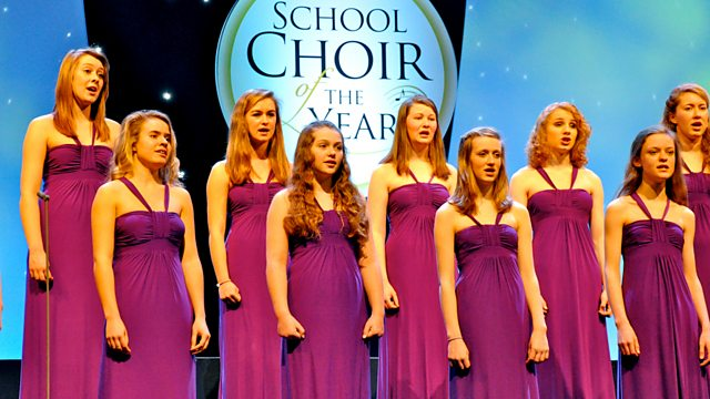 School Choirs 2012 Senior Semi Final