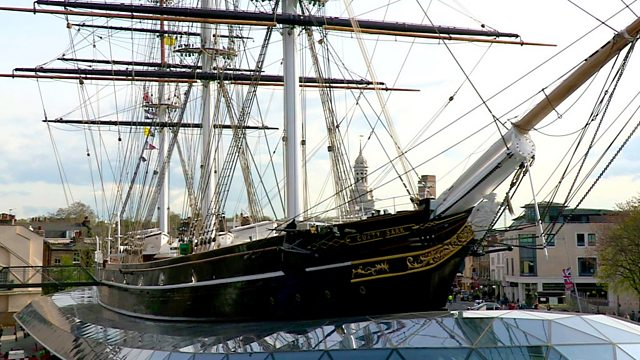 Cutty Sark: National Treasure Reopened