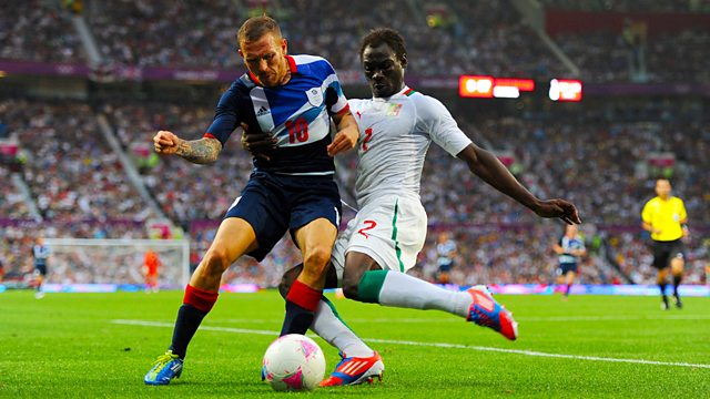 BBC One: Men's Football: Great Britain v Senegal