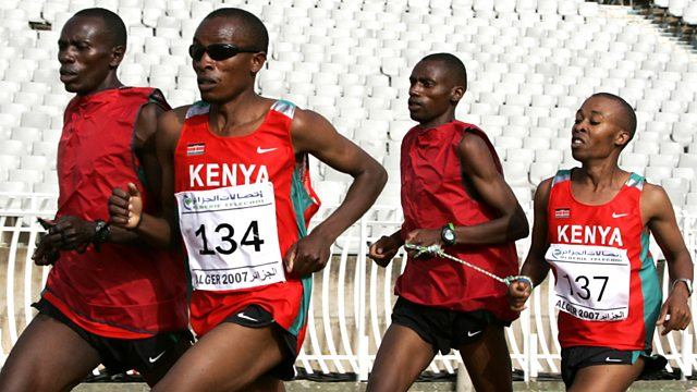 Kenyan Sporting Dreams