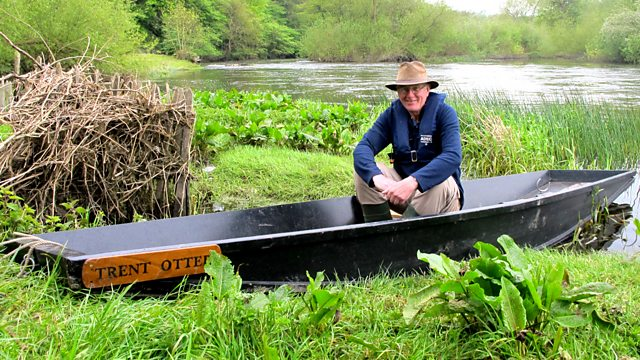 Crossing England in a Punt: River of Dreams