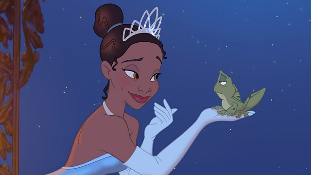 bbc one the princess and the frog