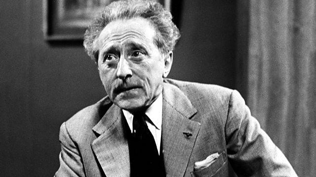Jean Cocteau un jour