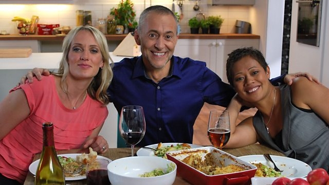 BBC Two - Food & Drink, Series 1, Monica Galetti - Comfort Food