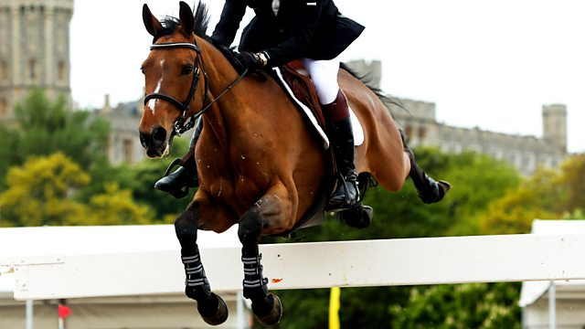 Equestrian: Global Champions Tour