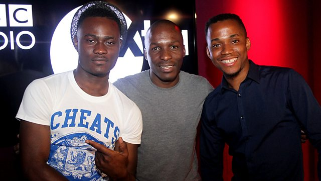 BBC Radio 1Xtra - DJ Edu - Destination Africa, Tehn Diamond