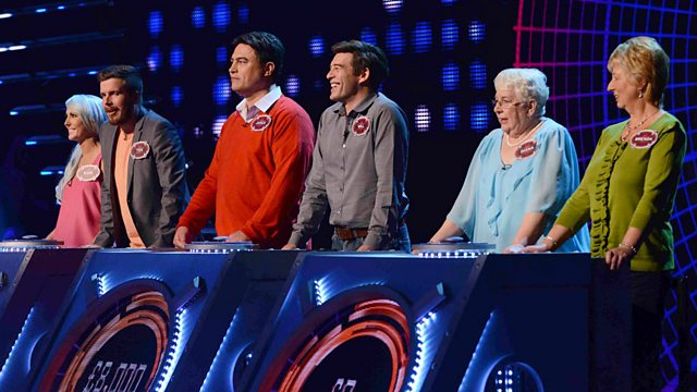 BBC One - The National Lottery: Break the Safe, Series 1