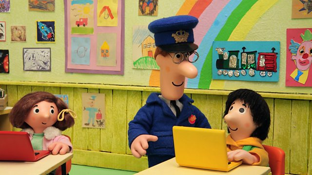 Postman Pat and the Great Greendale Website