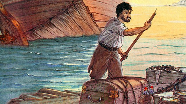 Image result for robinson crusoe