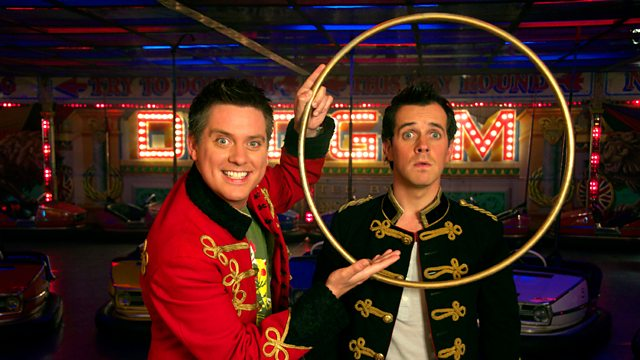 Dick and Dom's Hoopla