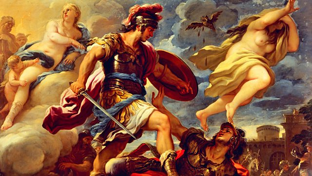 early roman history from aeneas to The history of aeneas was continued by roman authors making aeneas the progenitor of the roman people some early sources call him their father or.