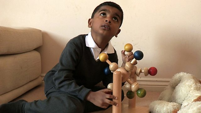 BBC Four - Autism: Challenging Behaviour