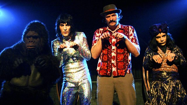 Image result for mighty boosh fountain of youth