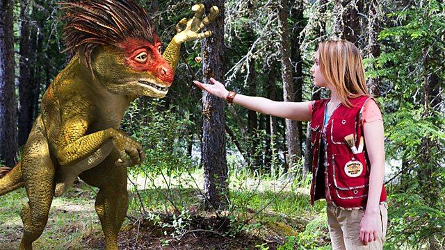 cbbc dinosapien series 1 dawn of the dinosaur