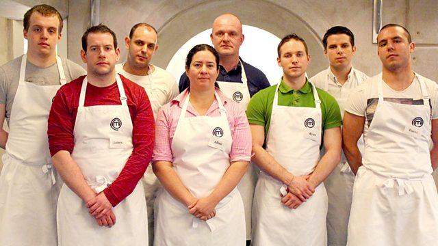 BBC Two - MasterChef: The Professionals, Series 6, Episode 11
