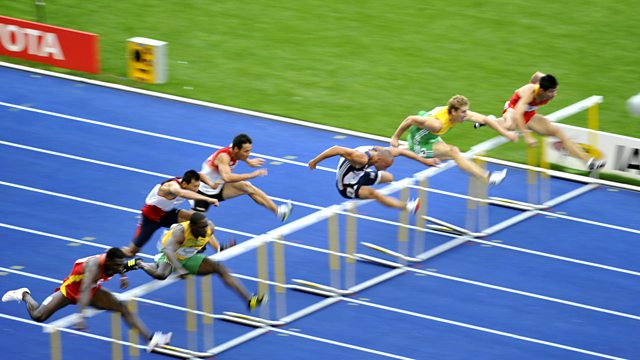 Athletics: World Championships