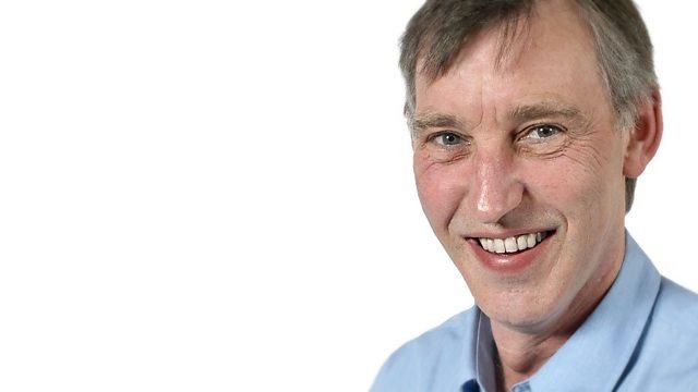 BBC Radio Shropshire - Colin Young, Knock Knock Joke Day