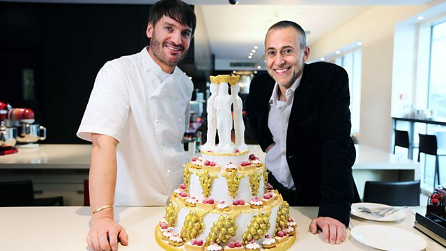 Patisserie with Michel Roux Jr
